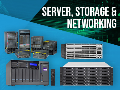 Server, Storage and Networking